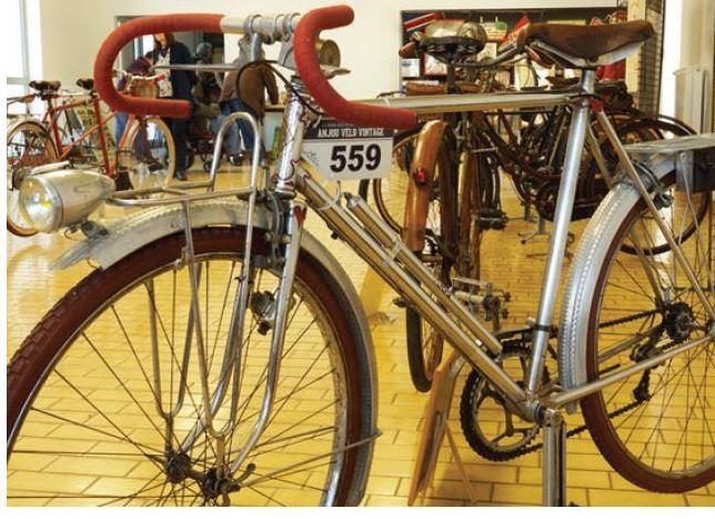 Les Vélos de Jacques (Expo vélos anciens)